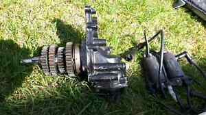 V-Max tranny parts and clutch