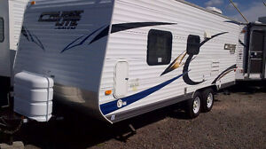 THIS IS WAY TO CHEAP!!! 2010 SALEM Cruise Lite 22RBXL $47.00 B/W