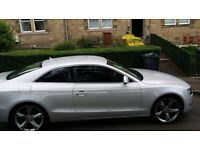 Audi A5 2.7 TDI -full spec plus FSH in mint condition ! P/x available