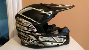 CKX Helmets - Camo Pattern.  Never Worn.