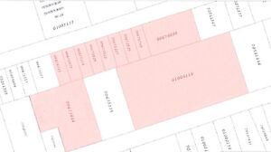 Commercial land for sale in Dieppe