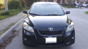 TOYOTA MATRIX 2013/WAGON/ SUNROOF