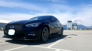 Infiniti Q50S Limited immaculate awd