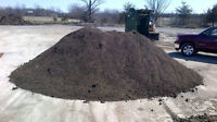 SCREENED TOPSOIL, SAND, GRAVEL, EXCAVTION