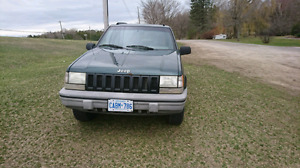 1995 Jeep Grand Cherokee REBUILT TRANSMISSION