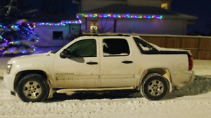 2011 Chevy Avalanche 4x4