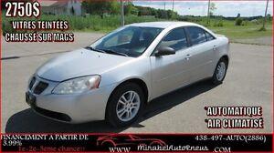 Pontiac G6 G6 * A/C * SIMILAIRE G5 -CHEVROLET COBALT  2006