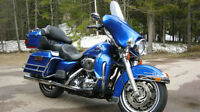 2007 Harley Electra Glide Ultra $14,900 * FINANCING AVAILABLE*