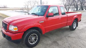 2008 ford Ranger  **new safety **