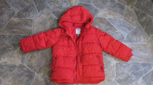 Old Navy Frost Free Jacket size 5 (red)