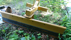 Tractor Blade 7' HD For 3 Point Hitch