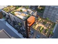 LUXURIOUS BRAND NEW 2 DOUBLE BEDROOM WITH *ROOF TOP GARDEN* PRIVATE BALCONY FULLY FURNISHED