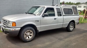Selling my 2001 Ford Ranger Pickup Truck XLT