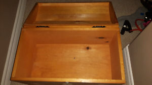 Memory Chest. Solid wood