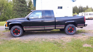1994 Chevrolet 1500 Ext.Cab 4x4... $2200obo or Trade.