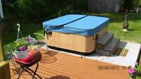 Deluxe Hot Tub Cover - Summer Sale - Free Delivery