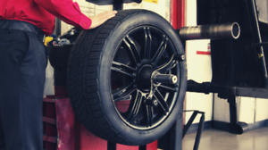 Wheel Balancing, Tire Rotation & Vehicle Inspection $39.99