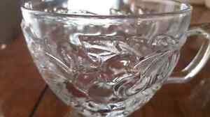 Punch bowl and 12 cups  Peterborough Peterborough Area image 2