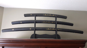 Samurai Decorative Set