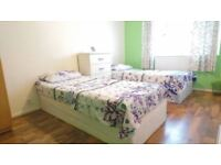 MODERN TWIN ROOM IN MAIDA VALE- PERFECT FOR STUDENTS!!!