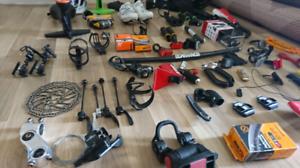 Bike Parts & Accessoies