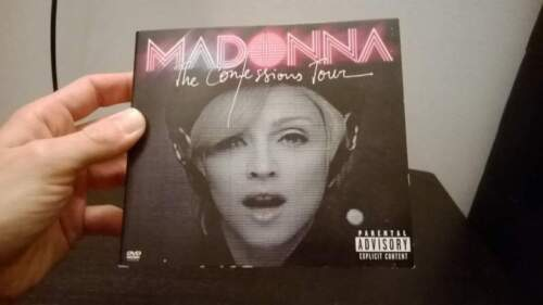 Madonna ray of light e the confessions tour
