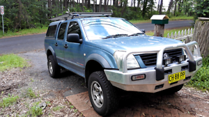 2003 Holden Rodeo Ute Gosford Gosford Area Preview