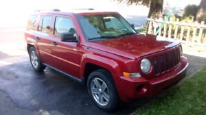 Jeep Patriot North Edition 2008 seulement 4200$