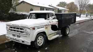 Late 1960's Fargo 300 1ton