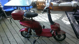 24 volt electric scooter for parts