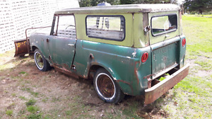 Scout for restoration  project