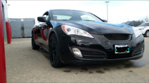 2012 Genesis Coupe 2.0T 6spd