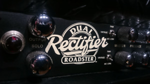 Mesa Boogie Roadster head with Mesa cabinets