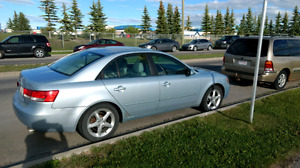 2007 Hyundai Sonata LE. Mint Condition