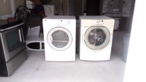 WASHER AND DRYER FOR SALE VERY GOOD WORKING CONDITION -FrontLoad