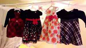 Girls dress lot 2T