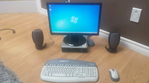 HP Mini Desktop Computer