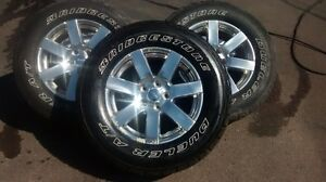 2011 Jeep Wrangler Tires and Rims