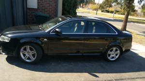 Audi a4 sline top model...low km