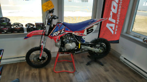 NEW 2018 APPOLO  RFZ 125cc DIRT BIKE!! FALL SALE!!