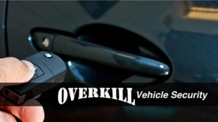Overkill Car Security Westminster Stirling Area Preview