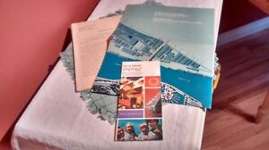 Vintage Expo 1967 promotional literature and information