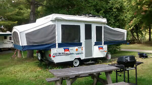 Jayco Jay series tent travel