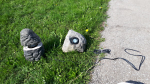Brand New! Pond or Landscaping lights.  2 styles
