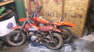 Looking for Honda MR50 parts