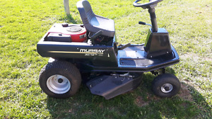 """Murry 30"""" cut 12 hp briggs & electric weed eater"""
