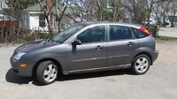 Ford Focus ZX5-SES, 2006
