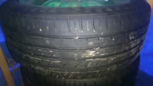 5 tires 4 on rims