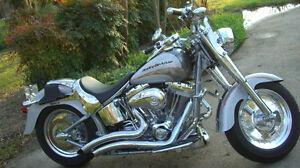 2005 Harley-Davidson Fatboy flstfse  screamin eagle  CVO