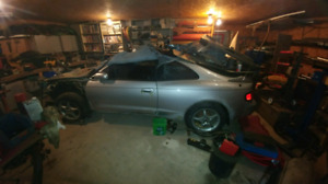 Toyota celica gt 1994 part out